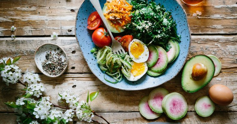 Why I eat healthily and stick to my eating plan