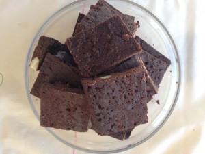 Brian's brownie