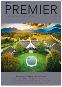 Premier Magazine, June 2016