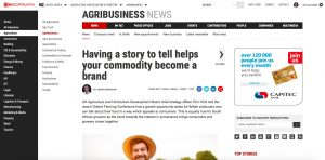 Story carried in BizCommunity.com