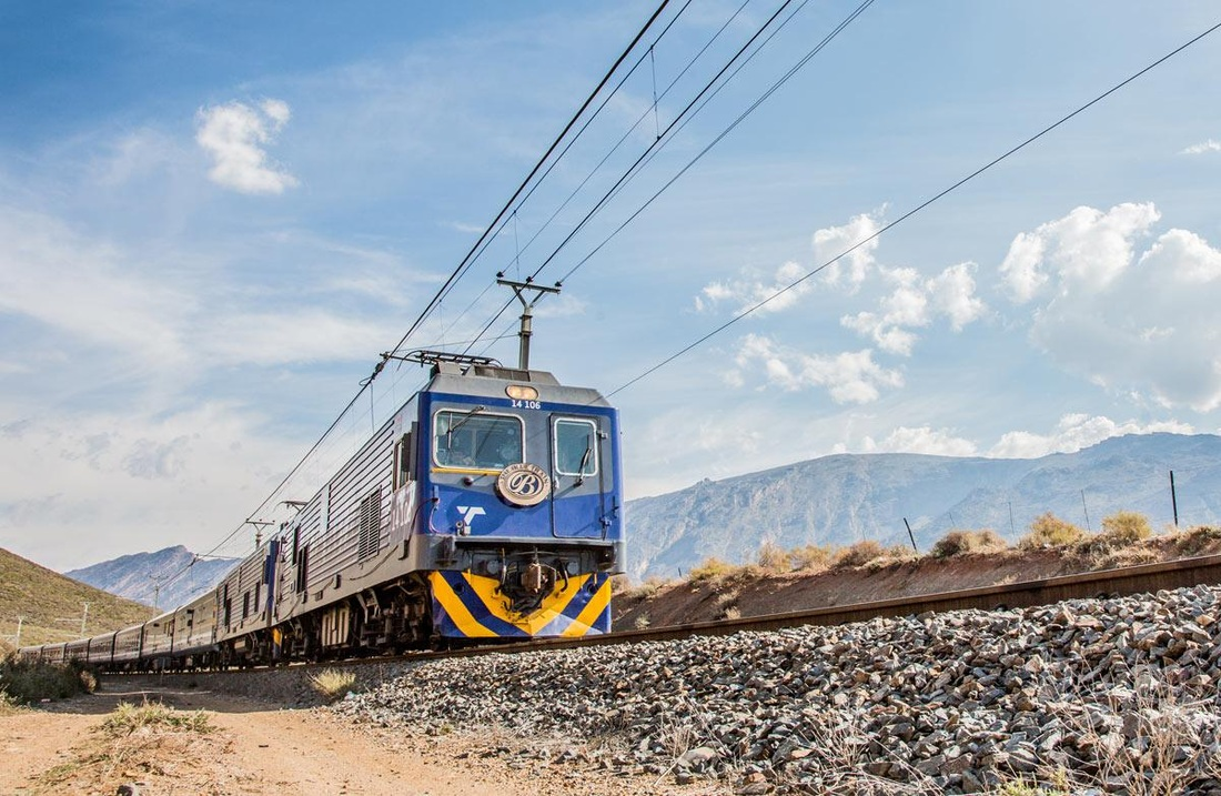 Blue Train draws foreign plaudits
