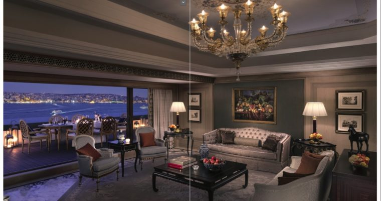 Our visit to Istanbul and stay at Shangri-La Bosphorus