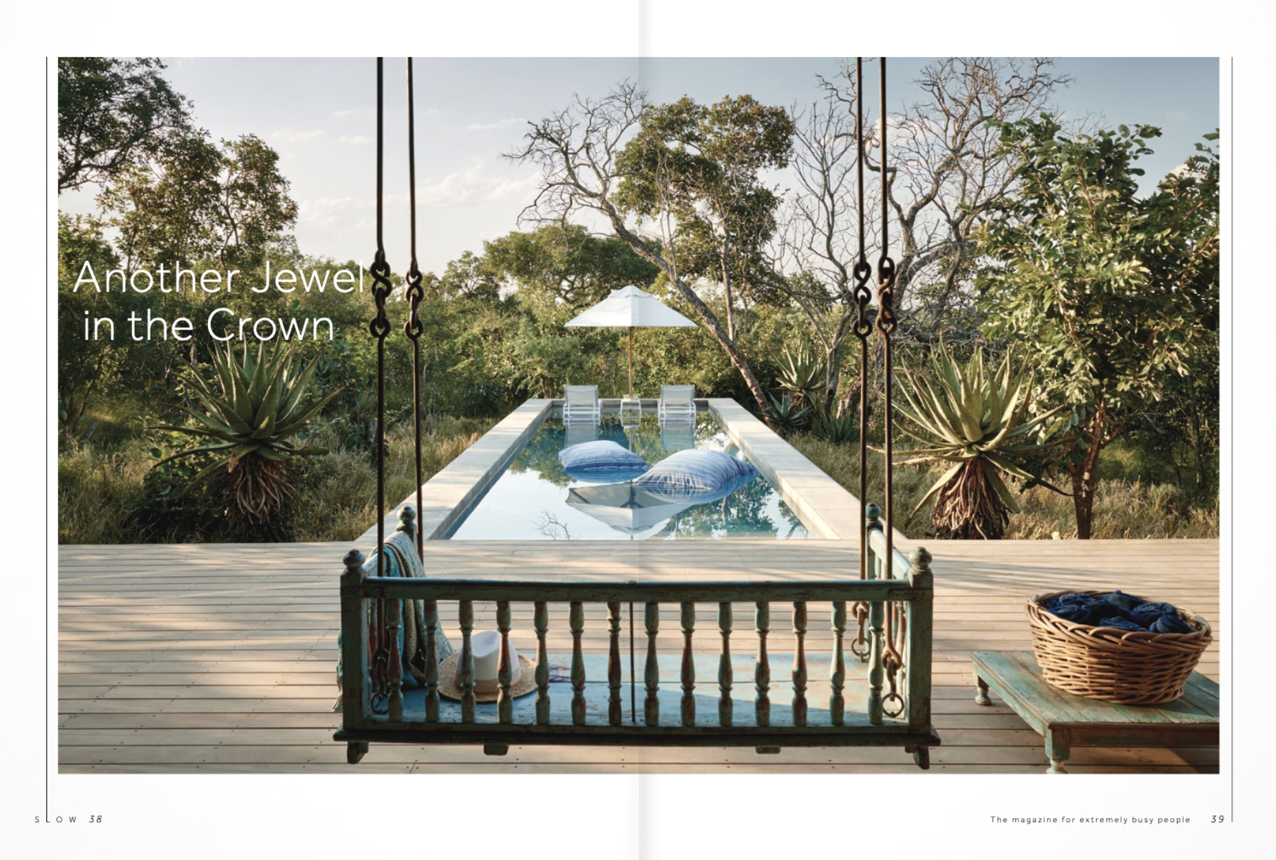 The Farmstead in SLOW Magazine