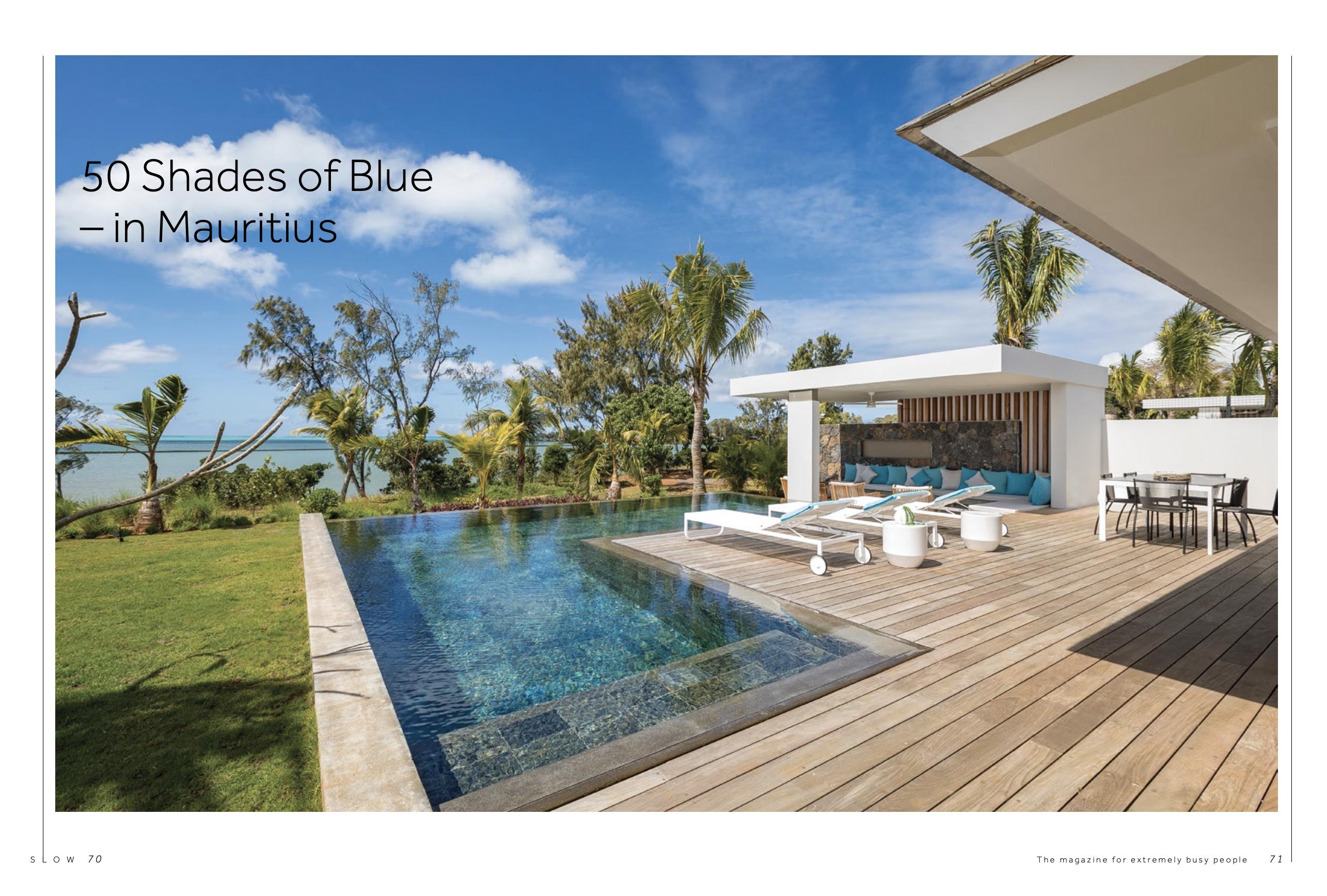 Azuri Ocean and Golf Village, Mauritius